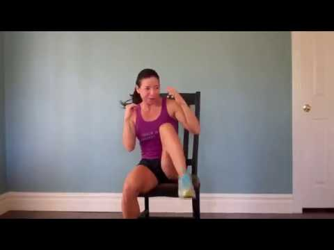 Chair Workout - Overweight & Obese Fitness