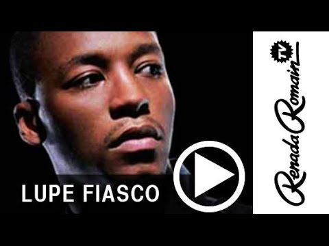 Lupe Fiasco's Last Interview? Say's HE'S DONE!
