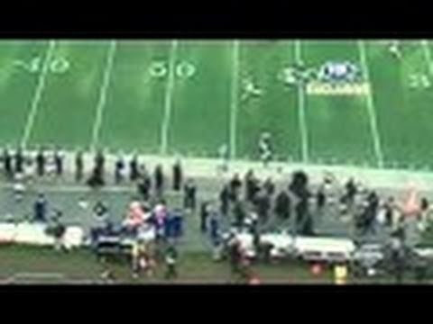 Please subscribe thanks! Follow me http://www.twitter.com/kevincraft Link to video http://craftkevin.com/2010/12/19/another-sideline-tripping-incident-earns-...
