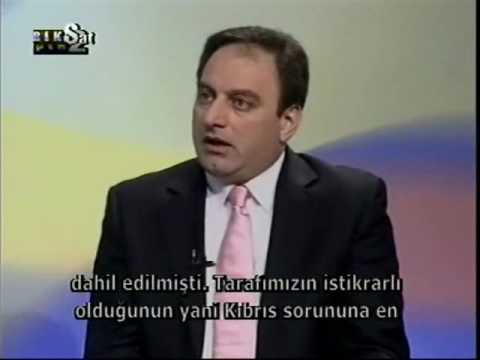 Cyprus Spokesman - Eroglu election implications 1of3