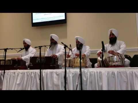 Tudh Baaj Pyare Kev Raha - Bhai Amrik Singh Gurdaspuri @ GGSF