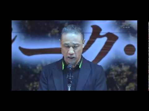 ギレン・ザビ演説 ~ガルマ国葬~銀河万丈さんの生演説