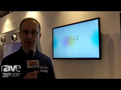 ISE 2017: Cisco Shows In-Room Control with Easy Integrator Two-Way and External HDMI Switch Control
