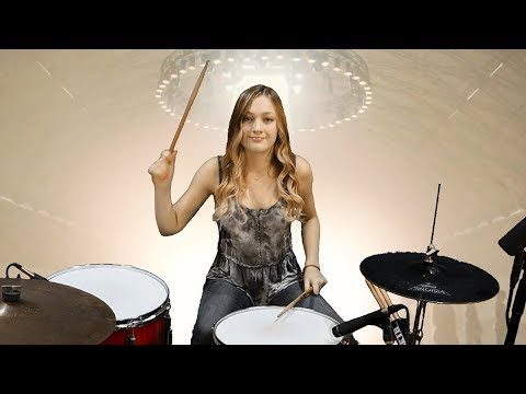 Alessia Cara - Out Of Love / Cover By Mia Morris / Nashville Drummer, Musician, Songwriter