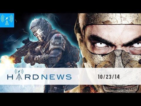 Titanfall Horde Mode, Mortal Kombat X Live-Action Series, Smash on Vita?! | Hard News 10/23/14