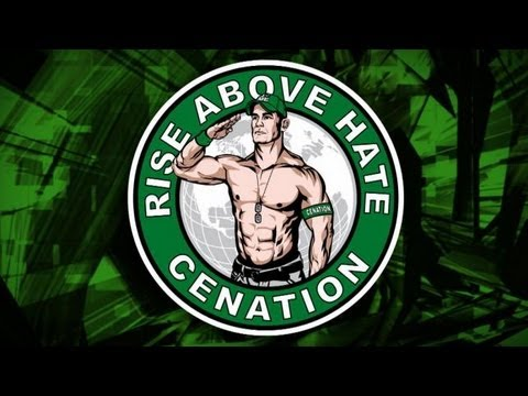 Wwe - John Cena Theme Song + Titantron 2013 (green Version) video