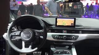 2019 NOVO Audi A4 Sedan 2.0L TFSI 252 cv |  Sao Paulo Motor Show