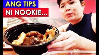 TIPS PARA SA PROTEKSYON! FOOD DELIVERY | TAKE HOME FOOD