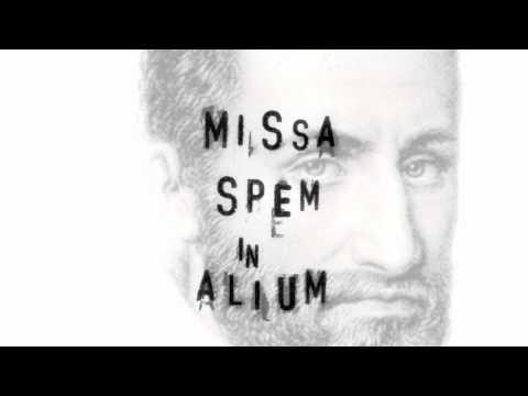 Палестрина Джованни - Missa Spem in alium