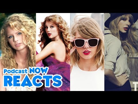 Taylor Swift Albums RANKED - WORST To BEST