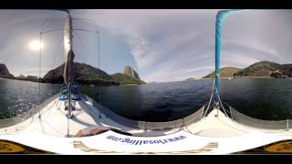 Boat Tour in 360º by Película & RioSailing