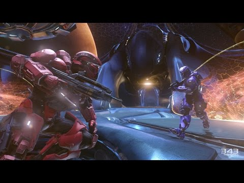 Halo 5 Beta: Opening Day Montage - IGN Plays
