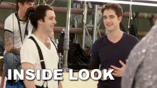 Twilight Breaking Dawn Part 2 - Behind The Scenes Clip