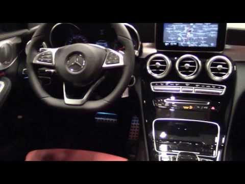 EXCLUSIVE: New 2015 Mercedes-Benz C-class [AMG Package]