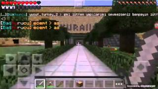 Minecraft Pe★Iron Craft★ Türk Serveri -TANITIM