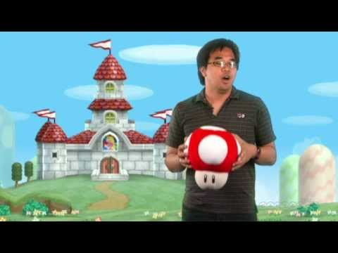 New Super Mario Bros. Wii Video Review by GameSpot Video