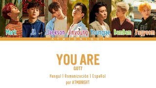download lagu Got7 - You Are Hangul - Romanización - Español gratis