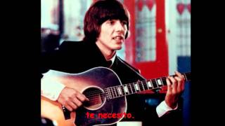 Watch George Harrison I Need You video
