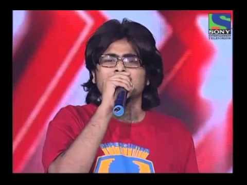 X Factor India - Rockstar Piyush performs Roop Tera Mastana - X Factor India - Episode 2 -  30th May 2011