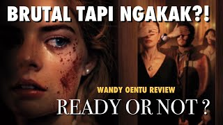 Review Film - READY OR NOT (2019) Bahasa Indonesia - NO SPOILER!