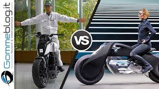 FUTURE BIKES: Luxury Cycling | BEST RIDING Motorcycle Honda vs BMW