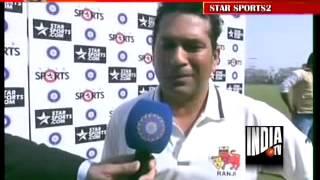 Sachin Tendulkar bids farewell with victory