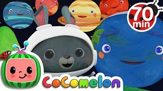 Planet Song | + More Nursery Rhymes & Kids Songs - ABCkidTV