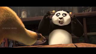 Exclusive- Happy New Year Trailer Remix with Kung-fu Panda 2 (B Digital Media)