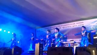 Dance of famous BD actress Richi Solaiman(part -2)