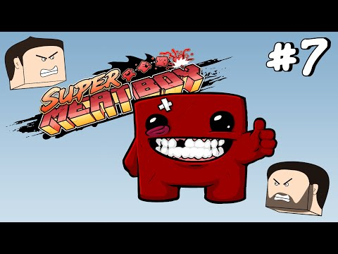 Super Meat Boy (RAGE) - Missiles of Sadness - Part 7