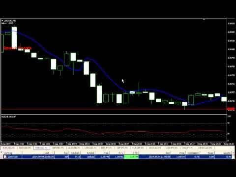 MT4 Tutorial Historie Trade im Chart anzeigen