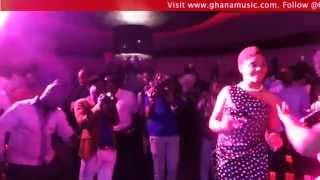 Yemi Alade - Finds Johnny in Ghana @ Pulse Ghana launch