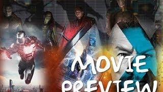 Avances avenger: age of ultron y otras peliculas de marvel 2014