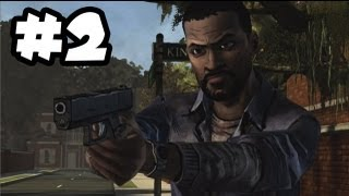 The Walking Dead - Episode 4 - Gameplay Walkthrough Part 2 (Xbox 360/PS3/PC/Mac Gameplay) HD