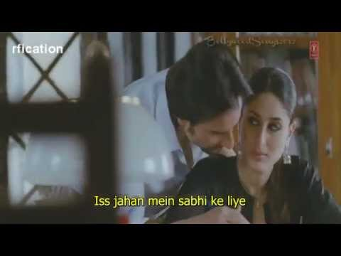 Raabta-Full Video Song with Lyrics on Screen-Agent Vinod 2012 ft Saif Ali Khan & Kareena Kapoor