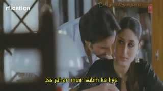 Agent Vinod - Raabta-Full Video Song with Lyrics on Screen-Agent Vinod 2012 ft Saif Ali Khan & Kareena Kapoor