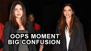 Deepika Padukone MISTAKEN For Priyanka Chopra | OOPS! | LAX Airport | XXX Return Of Xander Cage