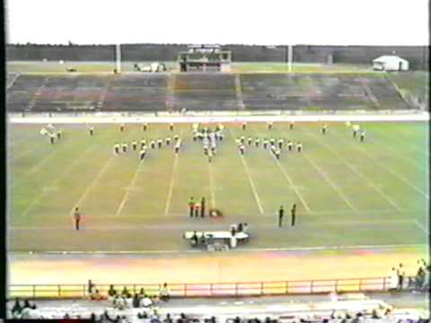 Blackville Hilda High School Carolina Cavaliers Band