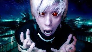 Minha mascara do Kaneki anime Tokyo Ghoul - Sky