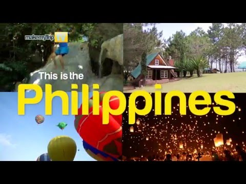 Make My Trip Travel TV - The Sun Shines on the Philippines