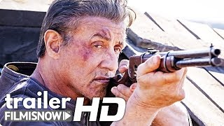 RAMBO 5: LAST BLOOD (2019) NEW Trailer | Sylvester Stallone Movie