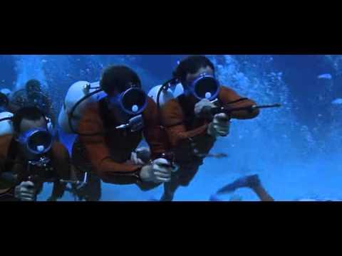 Thunderball (1965) - Underwater battle (1/2)