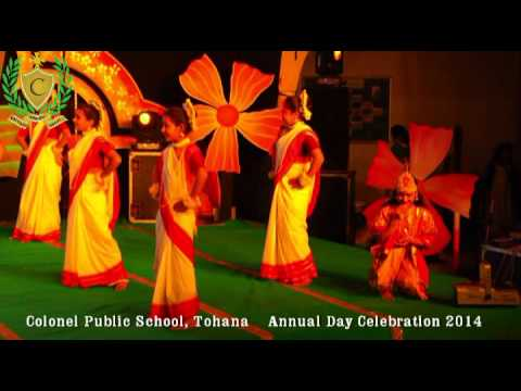 Annual Day Celebration 2014 -bengoli Dance video