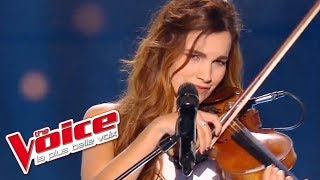 Coldplay - The Scientist | Gabriella Laberge | The Voice France 2016 | Blind Audition
