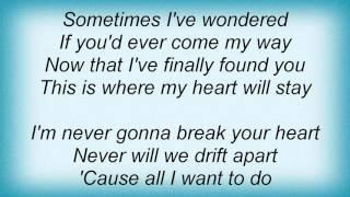 Lionel Richie - Ballerina Girl Lyrics