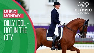 "Patrik Kittel's Dressage performance to ""Hot in the City"" - Billy Idol 