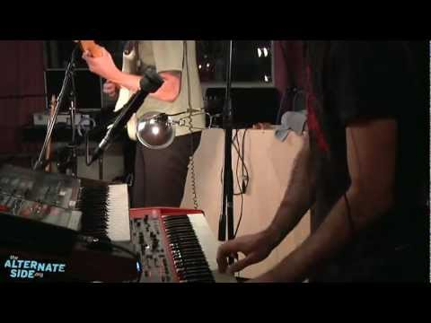 Cymbals Eat Guitars - Keep Me Waiting (Live @ WFUV)