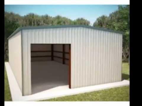40 X 50 Metal Building Obtain 40 X 50 Metal Building Now