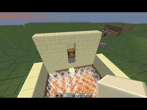 Как сделать ловушку из песка в майнкрафте - Корпоративный портал