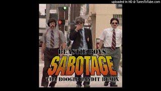 Beastie Boys - Sabotage (Clean)